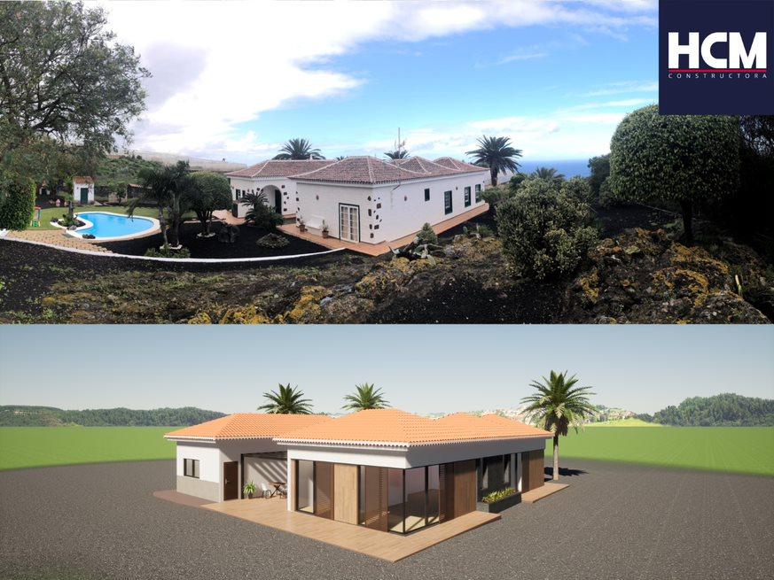 Remodelacion residencial en tenerife